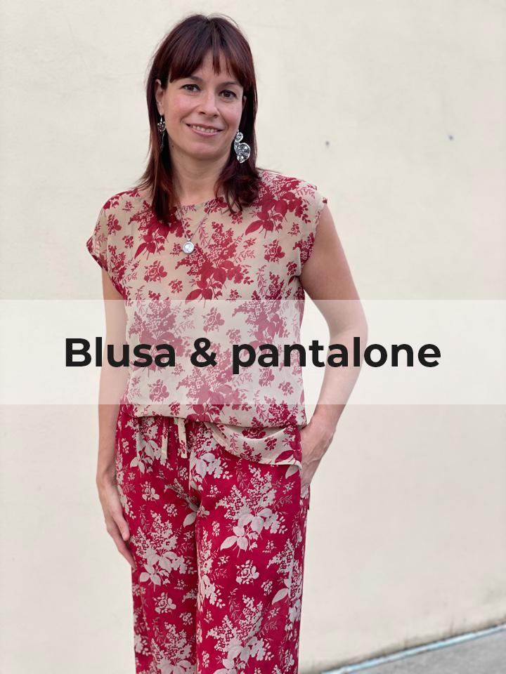 Blusa e Pantalone
