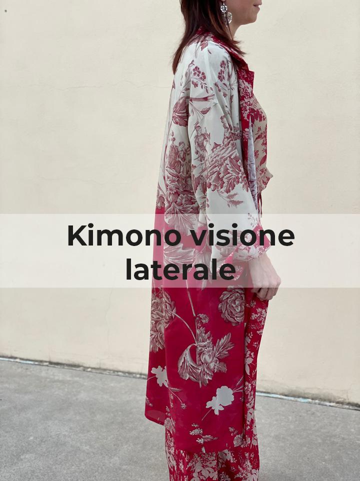 Kimono visione laterale