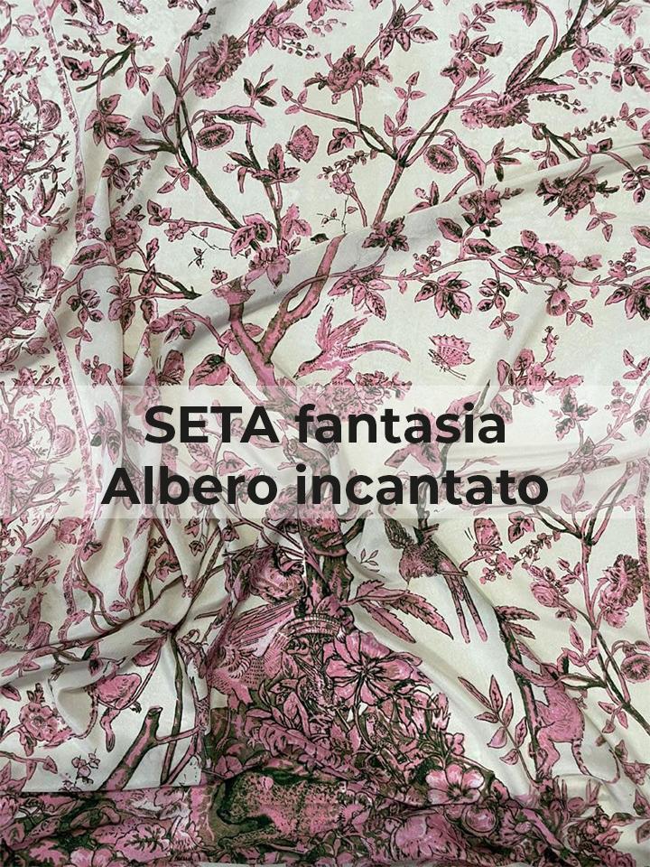SETA fantasia Albero incantato
