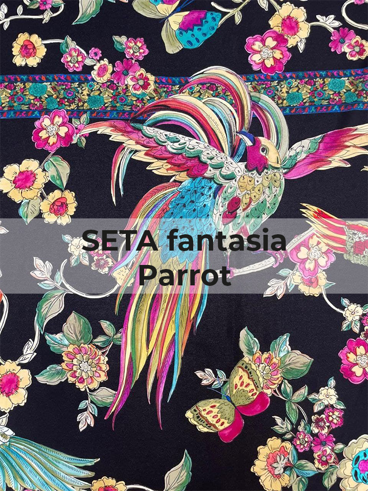 SETA fantasia Parrot